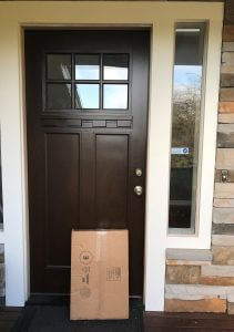How to prevent holiday package theft in Mount Vernon, WA